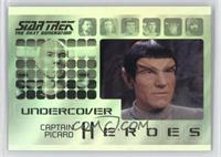 Captain Picard/Romulan