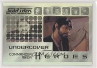 Commander Riker