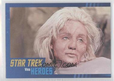2013 Rittenhouse Star Trek The Original Series: Heroes & Villians - [Base] - Cardboard #12 - Vina