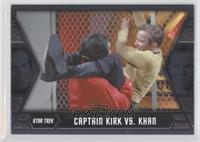 Captain Kirk vs. Khan