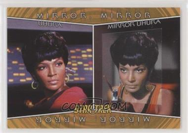 2013 Rittenhouse Star Trek The Original Series: Heroes & Villians - Mirror, Mirror #MM5 - Lt. Uhura [Noted]