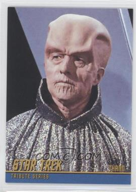 2013 Rittenhouse Star Trek The Original Series: Heroes & Villians - Tribute: Season 3 #T41 - Willard Sage as Thann