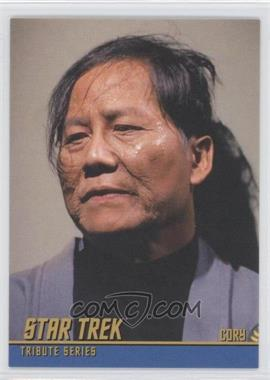 2013 Rittenhouse Star Trek The Original Series: Heroes & Villians - Tribute: Season 3 #T45 - Keye Luke as Cory
