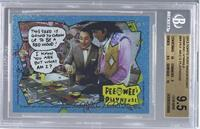 Pee Wee's Playhouse /75 [BGS 9.5]