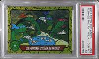 Teenage Mutant Ninja Turtles /75 [PSA10]