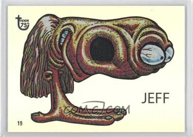 2013 Topps 75th Anniversary - [Base] - Rainbow Foil #33 - Ugly Stickers