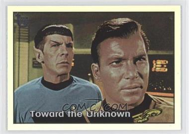 2013 Topps 75th Anniversary - [Base] - Rainbow Foil #65 - Star Trek