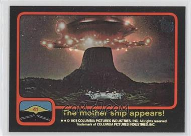 2013 Topps 75th Anniversary - [Base] - Rainbow Foil #71 - Close Encounters of the Third Kind