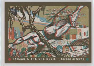 2013 Topps 75th Anniversary - [Base] #4 - Tarzan & the She Devil