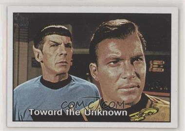 2013 Topps 75th Anniversary - [Base] #65 - Star Trek