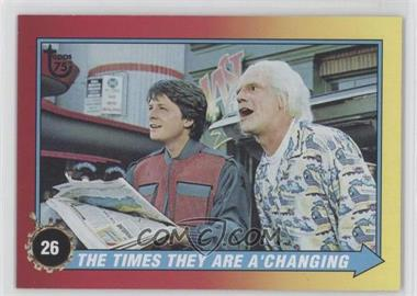 2013 Topps 75th Anniversary - [Base] #90 - Back to the Future II