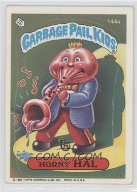2013 Topps 75th Anniversary - Original Buybacks - Topps 75th #86GPK4-144a - 1986 Garbage Pail Kids 4th Series
