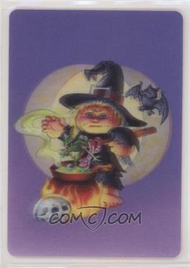2013 Topps Garbage Pail Kids Brand-New Series 2 - 3D #1 - Weird Wendy