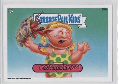 2013 Topps Garbage Pail Kids Brand-New Series 3 - [Base] #169b - Sea Shelly
