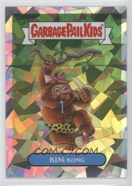 2013 Topps Garbage Pail Kids Chrome - [Base] - Atomic Refractor #34a - Kim Kong