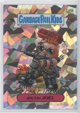 2013 Topps Garbage Pail Kids Chrome - [Base] - Atomic Refractor #41b - Joltin' Joel