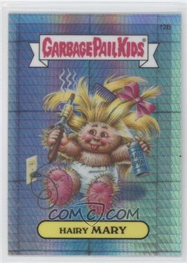2013 Topps Garbage Pail Kids Chrome - [Base] - Prism Refractor #12b - Hairy Mary