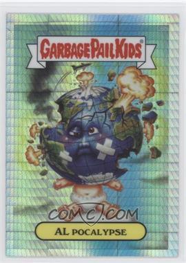 2013 Topps Garbage Pail Kids Chrome - [Base] - Prism Refractor #L6b - Al Pocalypse