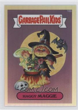 2013 Topps Garbage Pail Kids Chrome - [Base] - Refractor #16b - Haggy Maggie
