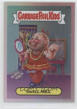 2013 Topps Garbage Pail Kids Chrome - [Base] - Refractor #20a - Swell Mel