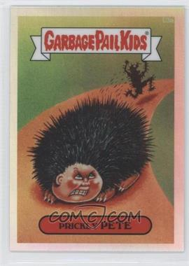 2013 Topps Garbage Pail Kids Chrome - [Base] - Refractor #L3a - Prickly Pete