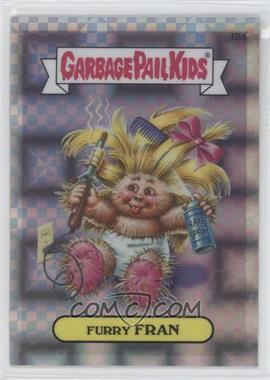 2013 Topps Garbage Pail Kids Chrome - [Base] - X-Fractor #12a - Furry Fran
