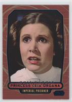 Princess Leia Organa #/350