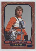 Luke Skywalker #/350