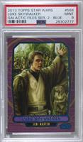 Luke Skywalker [PSA9MINT] #/350