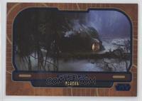 Yoda's Hut #/350