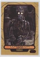 C-3PO Podrace #/35