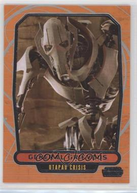 2013 Topps Star Wars Galactic Files Series 2 - [Base] #440 - General Grievous