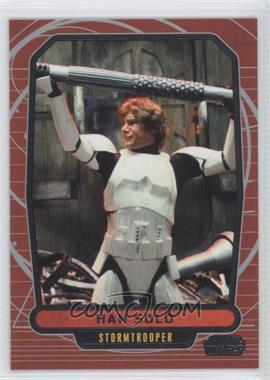 2013 Topps Star Wars Galactic Files Series 2 - [Base] #463.2 - Han Solo (Stormtrooper)