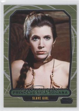 2013 Topps Star Wars Galactic Files Series 2 - [Base] #510.2 - Princess Leia Organa (Slave Girl)