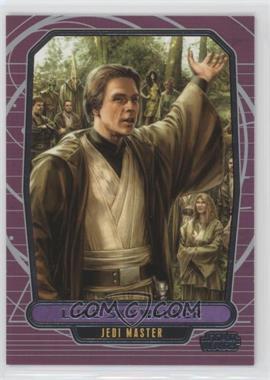 2013 Topps Star Wars Galactic Files Series 2 - [Base] #568 - Luke Skywalker