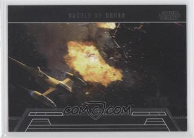 2013 Topps Star Wars Galactic Files Series 2 - Honor the Fallen #HF-1 - Battle of Naboo
