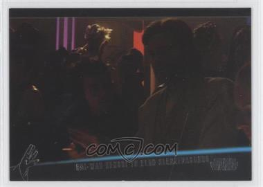 2013 Topps Star Wars Galactic Files Series 2 - The Weak Minded #WM-2 - Obi-Wan Kenobi to Elan Sleazebaggano