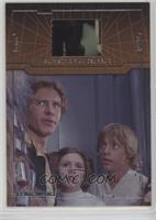 Han Solo, Princess Leia, Luke Skywalker