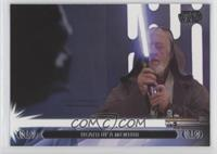 Death of a Mentor (Luke Skywalker)