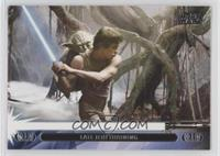 Late Jedi Training (Luke Skywalker)
