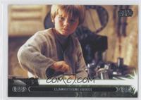 Clandestine Birth (Anakin Skywalker)