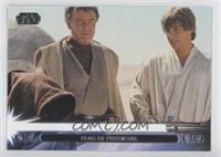 Fear of Potential (Luke Skywalker)