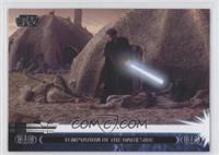 Temptation of the Darkside (Anakin Skywalker)