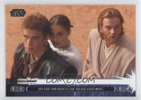 To the Distress of Dear Friends (Anakin Skywalker)