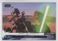 Trial by Fett (Luke Skywalker)