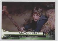 Wrath of a Great Beast (Luke Skywalker)