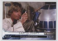 Befriending a Droid (Luke Skywalker)