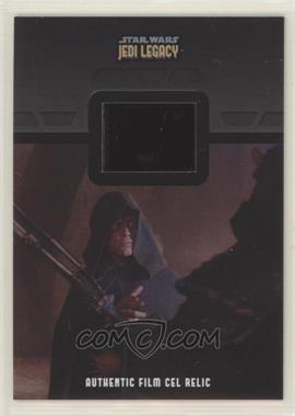 2013 Topps Star Wars Jedi Legacy - Film Cel Relics #FR-26 - Luke Skywalker