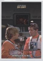 Luke Skywalker, Biggs Darklighter, Garvin Dreis