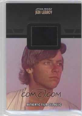 2013 Topps Star Wars Jedi Legacy - Film Cell Relics #FR-1 - Luke Skywalker, Darth Vader